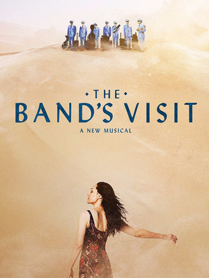 The Bands Visit, Ethel Barrymore Theater, New York
