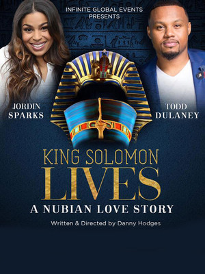 King Solomon Lives Poster