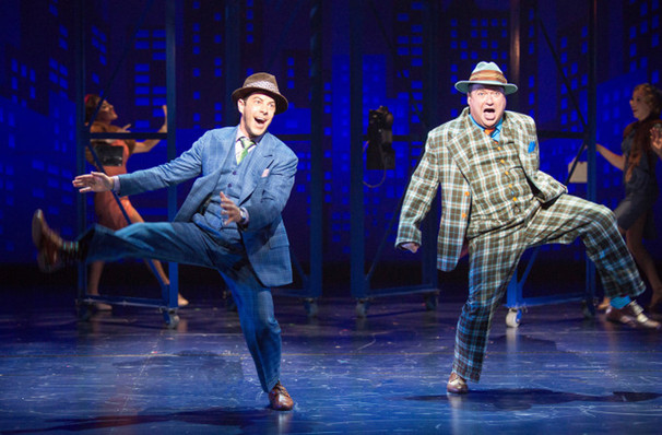 Guys and Dolls, Old Globe Theater, San Diego