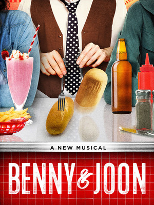 Benny and Joon Poster