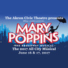 Mary Poppins, Akron Civic Theatre, Akron