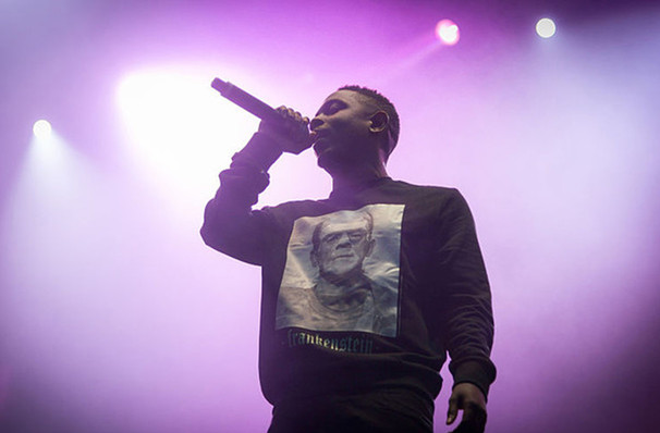 Kendrick Lamar with YG and DRAM, Xcel Energy Center, Saint Paul