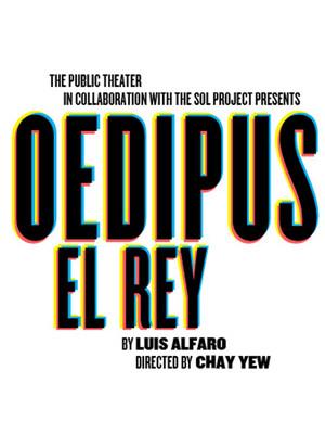 Oedipus El Rey Poster