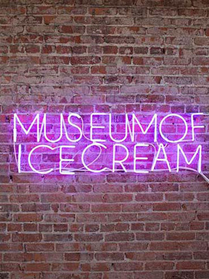 Museum of Ice Cream, Museum of Ice Cream, Los Angeles