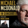 Michael McDonald and Marc Cohn, Durham Performing Arts Center, Durham