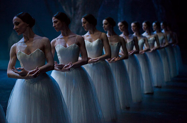 Teatro alla Scala Ballet Company Giselle, Dorothy Chandler Pavilion, Los Angeles