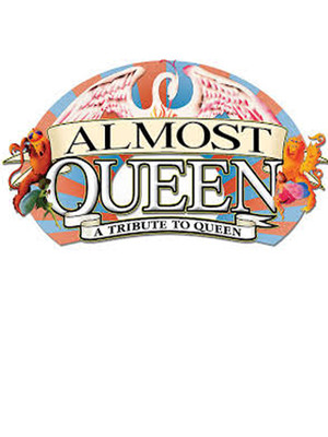 Almost Queen at The Strand Ballroom and Theatre