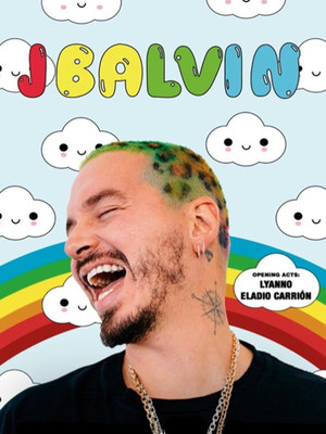 J Balvin at Grand Sierra Theatre