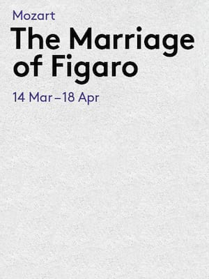 The Marriage of Figaro at London Coliseum
