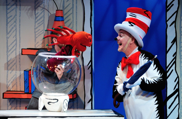 Cat in the Hat, Amaturo Theater, Fort Lauderdale