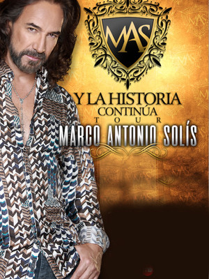 Marco Antonio Solis, Toyota Center, Houston