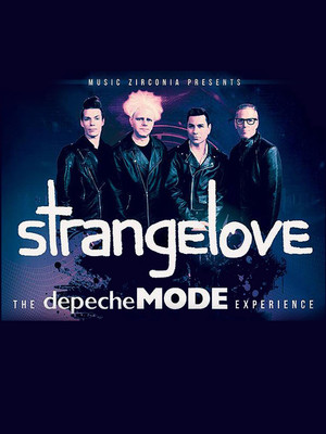 Strangelove at Riverside Municipal Auditorium