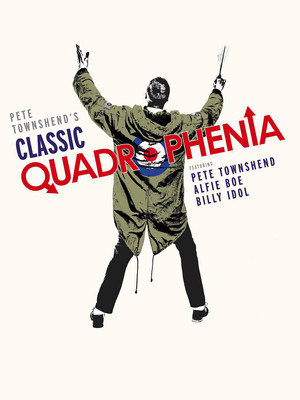 Classic Quadrophenia, Greek Theater, Los Angeles