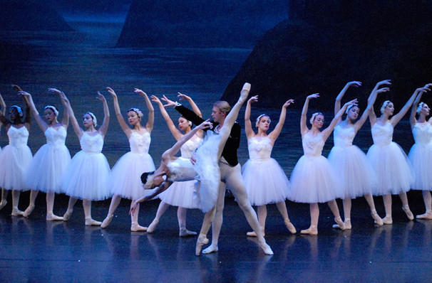 California Ballet Swan Lake, San Diego Civic Theatre, San Diego