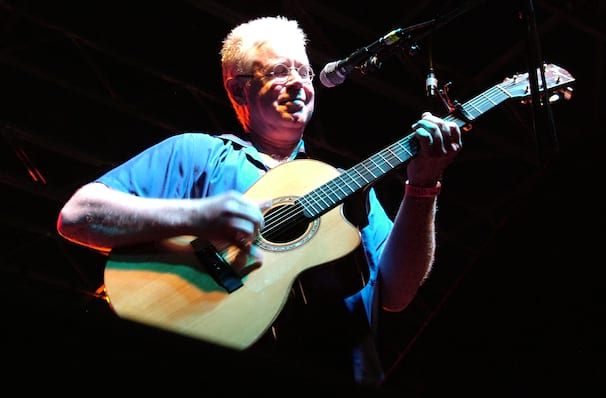 Bruce Cockburn, Bing Crosby Theater, Spokane