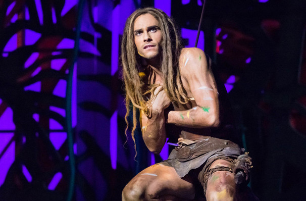 Tarzan, Amaturo Theater, Fort Lauderdale