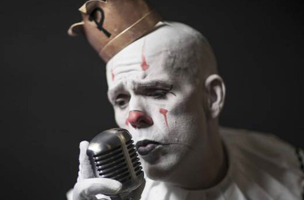 Puddles Pity Party, Orpheum Theatre, Wichita
