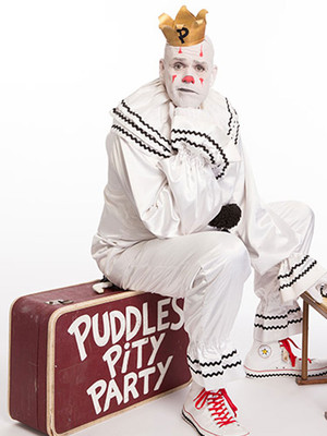 Puddles Pity Party at Bijou Theatre