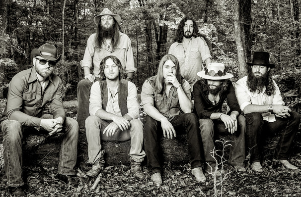 Whiskey Myers, Knitting Factory Concert House, Boise