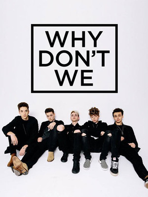 Why Don't We at Arena - Neal S. Blaisdell Center