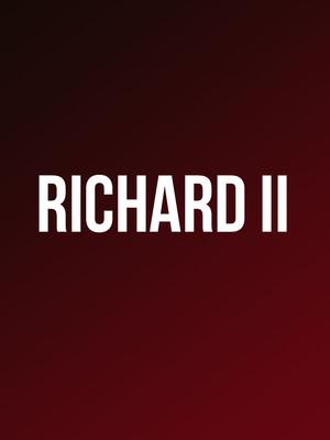 Richard II, Lowell Davis Festival Theatre, San Diego