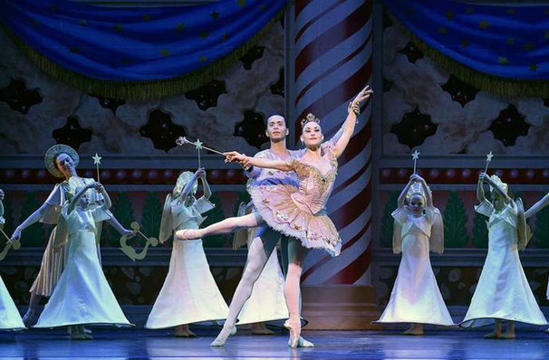 Kansas City Ballet The Nutcracker, Kennedy Center Opera House, Washington