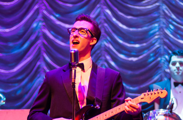 Dates announced for The Buddy Holly Story