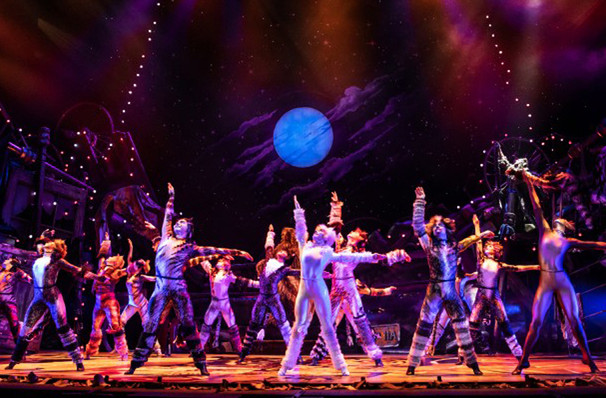 Cats, Shubert Theater, New Haven