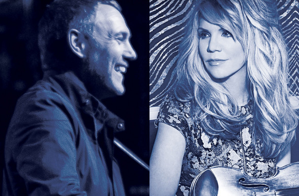 Alison Krauss and David Gray, Hershey Theatre, Hershey