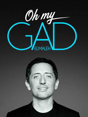 Gad Elmaleh at Queen Elizabeth Theatre