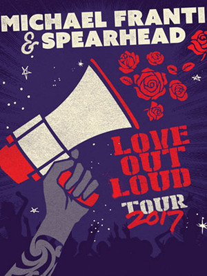 Michael Franti and Spearhead Poster