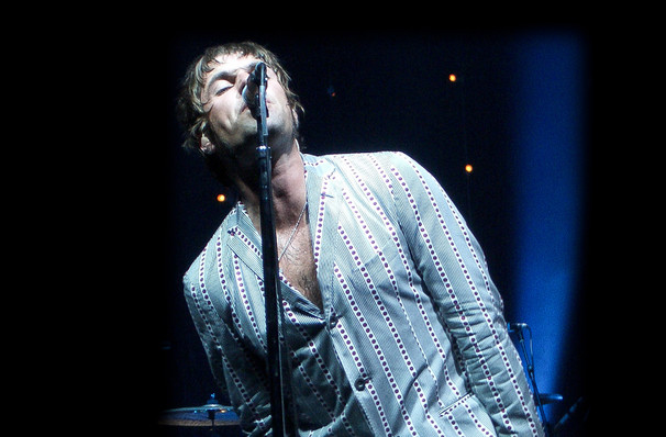 Liam Gallagher, Lincoln Theater, Washington