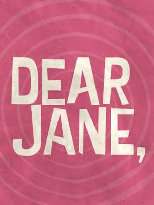 Dear Jane Poster