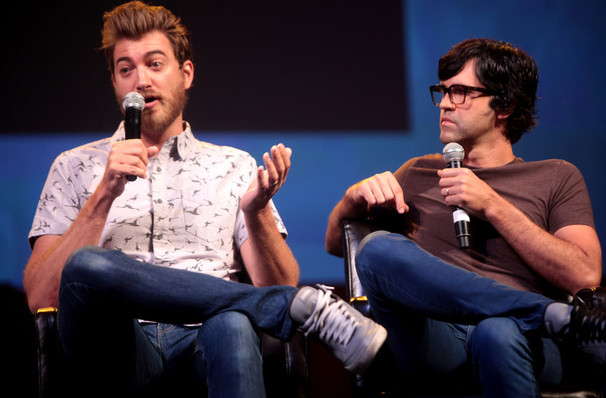 Rhett and Link, Carolina Theatre Fletcher Hall, Durham