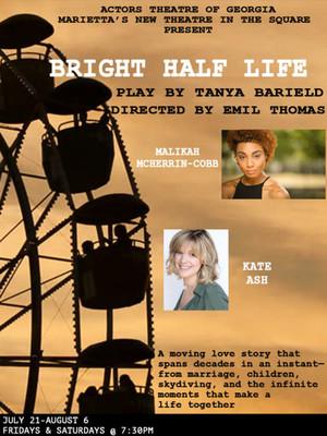 Bright Half Life Poster