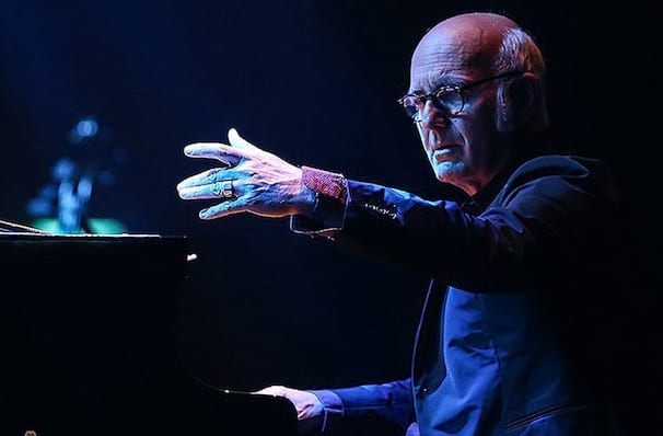 Ludovico Einaudi, Merriam Theater, Philadelphia