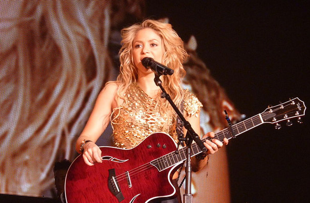Shakira, SAP Center, San Jose