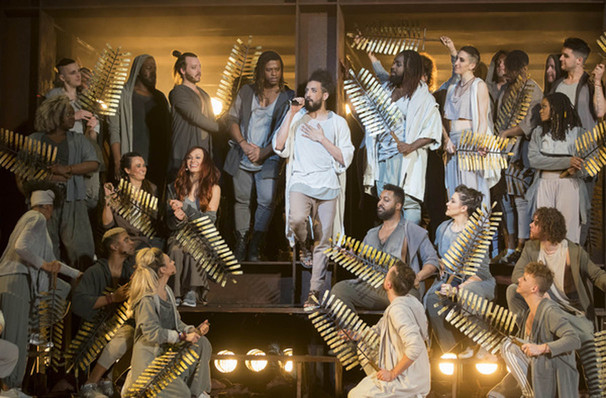 Lyric Opera Jesus Christ Superstar, Civic Opera House, Chicago