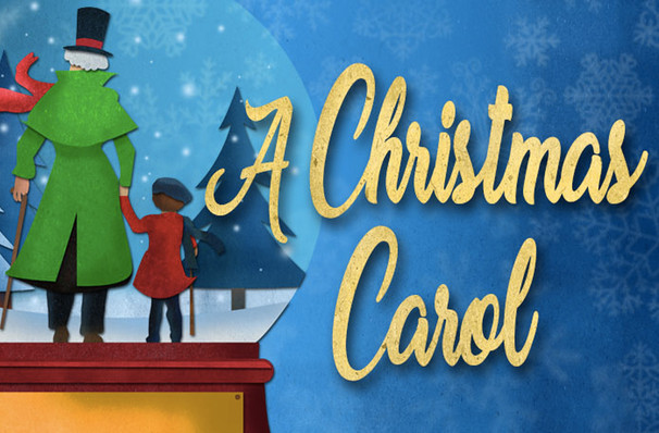 A Christmas Carol, Geauga Lyric Theater, Cleveland