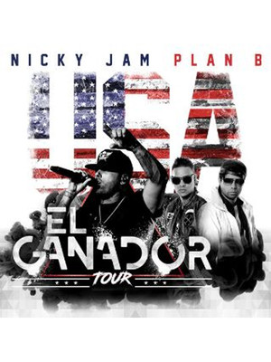 Nicky Jam with Plan B Poster