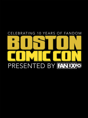 Boston Comic Con Poster