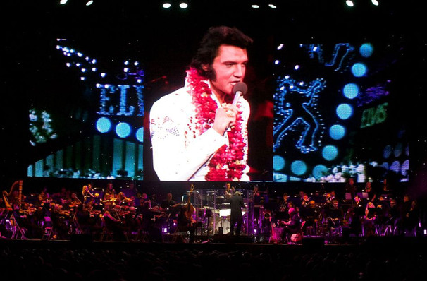 Elvis Live in Concert, The Rose Music Center at The Heights, Dayton