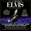Elvis Live in Concert, Goodyear Theater, Akron