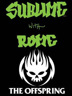 Sublime with Rome and The Offspring, Shoreline Amphitheatre, San Francisco