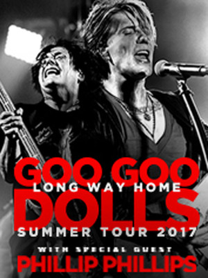 Goo Goo Dolls with Phillip Phillips Poster