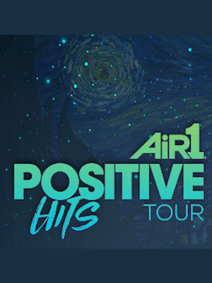 Air1 Positive Hits Tour feat. Skillet, Britt Nicole, Colton Dixon Poster