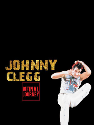 Johnny Clegg Band Poster