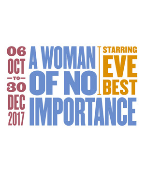 A Woman of No Importance Poster
