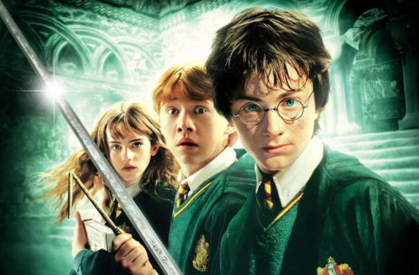 Film Concert Series Harry Potter and The Chamber of Secrets, Eastman Theatre, Rochester