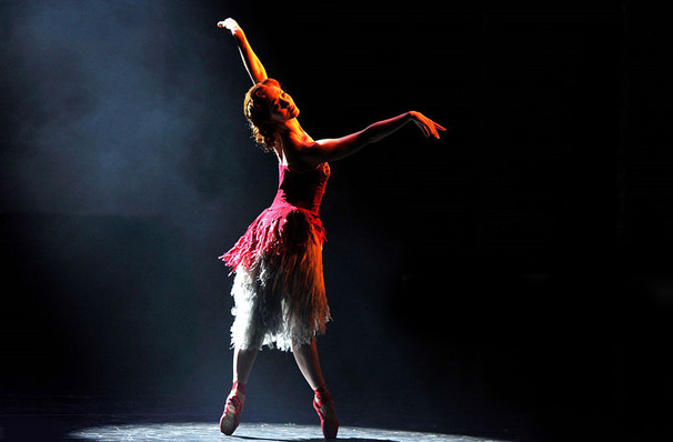 The Red Shoes, Belk Theatre, Charlotte